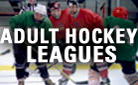 Adult Hockey Leagues